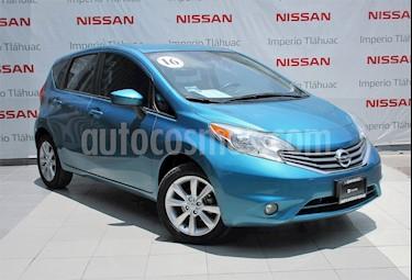 Foto venta Auto Usado Nissan Note Advance Aut (2016) color Azul precio $190,000