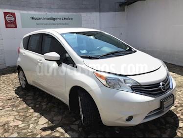 Foto venta Auto Seminuevo Nissan Note Advance Aut (2016) color Blanco precio $200,000