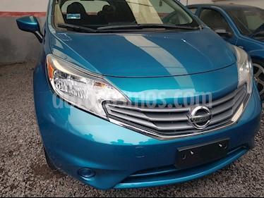 Foto venta Auto usado Nissan Note Drive (2016) color Azul precio $160,000