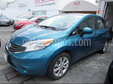 Foto venta Auto Usado Nissan Note Note Advance Aut (2014) color Azul precio $137,000