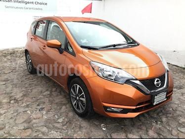 Foto venta Auto Seminuevo Nissan Note Note Advance Aut (2017) color Naranja precio $230,000
