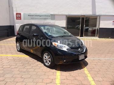 Foto venta Auto Seminuevo Nissan Note Note Advance (2017) color Negro precio $170,000