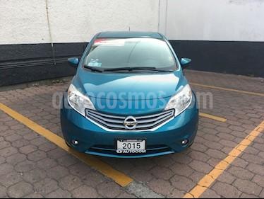 Foto venta Auto Seminuevo Nissan Note Note Advance (2015) color Arctic precio $173,000