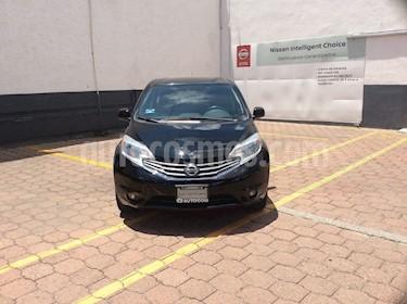 Foto venta Auto Seminuevo Nissan Note Note Advance (2014) color Negro precio $170,000