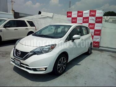 Foto venta Auto Seminuevo Nissan Note Note Advance (2018) color Blanco precio $239,000
