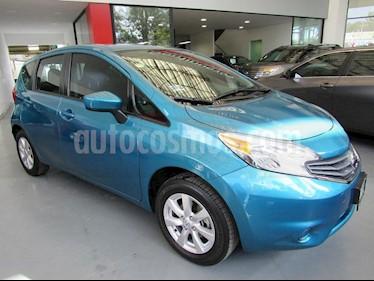 Foto venta Auto Seminuevo Nissan Note Note Sense Aut (2015) color Azul precio $210,000