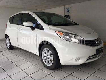 Foto venta Auto Seminuevo Nissan Note Note Sense Aut (2015) color Blanco precio $170,000