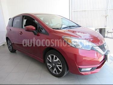Foto venta Auto Seminuevo Nissan Note Note SR Aut (2017) color Rojo precio $258,500