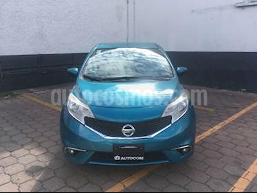 Foto venta Auto Seminuevo Nissan Note Note SR Aut (2015) color Azul precio $200,000
