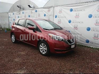 Foto venta Auto Seminuevo Nissan Note Sense Aut (2018) color Rojo precio $228,000
