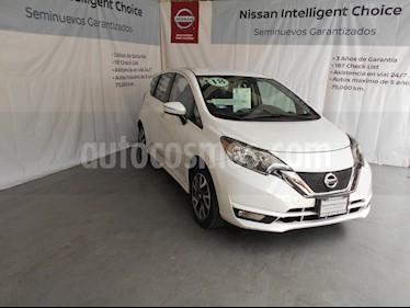 Foto venta Auto Usado Nissan Note SR Aut (2018) color Blanco precio $260,000