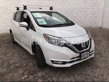 Foto venta Auto Seminuevo Nissan Note SR Aut (2018) color Blanco precio $261,000