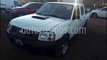 Foto venta Auto Usado Nissan NP 300 Frontier Otra Version (2010) color Blanco precio $270.000