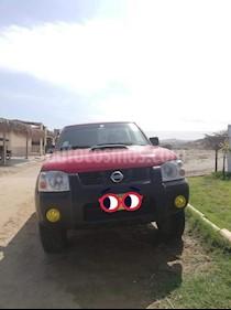 Foto Nissan NP300 Frontier Cabina Doble 4x4 usado (2011) color Rojo precio u$s12,800