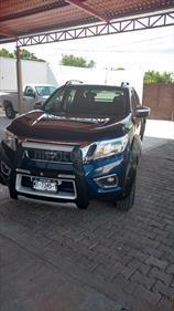 Foto venta Auto Seminuevo Nissan NP300 Frontier LE A/A (2017) color Azul precio $365,000