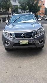 Foto venta Auto Usado Nissan NP300 Frontier LE A/A (2017) color Gris precio $299,000