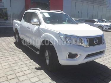 Foto venta Auto Seminuevo Nissan NP300 Frontier LE A/A (2018) color Blanco precio $370,000