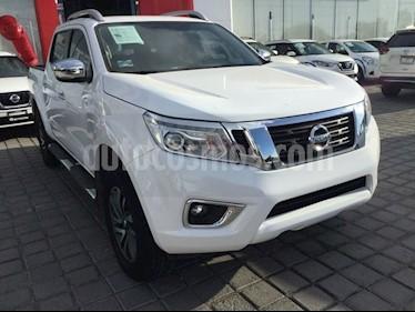 Foto venta Auto Seminuevo Nissan NP300 Frontier LE Diesel 4x4 A/A Aut (2018) color Blanco precio $559,200