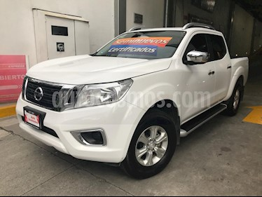 Foto venta Auto Seminuevo Nissan NP300 Frontier LE Platinum A/A (2018) color Blanco precio $358,000
