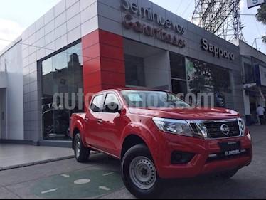 Foto venta Auto Usado Nissan NP300 Frontier XE A/A Paquete de Seguridad (2016) color Rojo precio $309,999