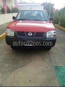 Foto venta Auto usado Nissan NP300 2.4L Doble Cabina Tipica (2012) color Rojo precio $136,000