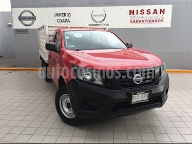 Foto Nissan NP300 2.5L Chasis Cabina Dh A/A Paquete de Seguridad
