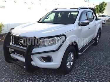 Foto venta Auto Seminuevo Nissan NP300 FRONTIER LE (2018) color Blanco precio $355,000