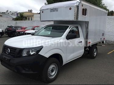 Foto venta Auto Seminuevo Nissan NP300 NP300 CHASIS CABINA TM DH AC 6 (2018) color Blanco precio $310,000