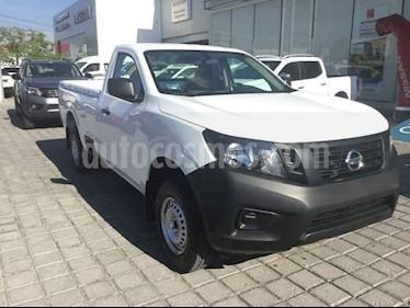 Foto venta Auto Seminuevo Nissan NP300 NP300 PICKUP TM DH 6VEL (2018) color Blanco precio $295,000