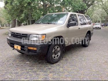 Foto venta Auto usado Nissan Pathfinder 3.3 SE (1997) color Marron precio $200.000