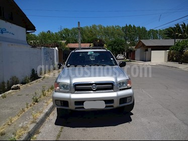 Foto venta Auto Usado Nissan Pathfinder 3.5 SE High  (2003) color Gris precio $3.500.000