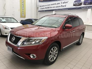 foto Nissan Pathfinder 5P Advance V6 3.5 Aut