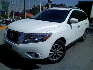 foto Nissan Pathfinder Advance