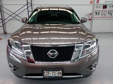 foto Nissan Pathfinder Advance