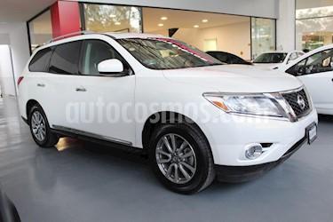 Foto venta Auto Seminuevo Nissan Pathfinder Advance (2013) color Blanco precio $299,000