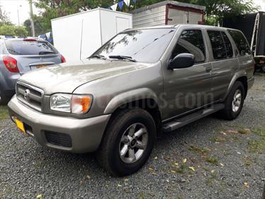Foto venta Carro Usado Nissan Pathfinder ANCHA M-A.- (2004) color Gris precio $30.000.000