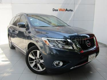 foto Nissan Pathfinder Exclusive