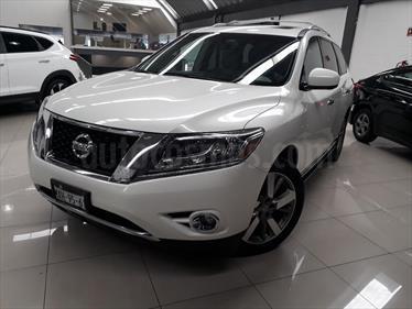 Foto Nissan Pathfinder Exclusive