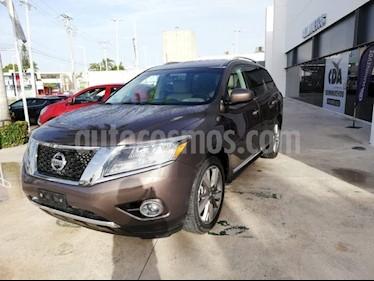 Foto venta Auto usado Nissan Pathfinder Exclusive (2017) precio $410,000