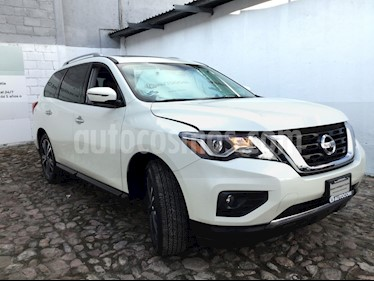 Foto venta Auto Seminuevo Nissan Pathfinder Exclusive (2018) color Blanco precio $733,000
