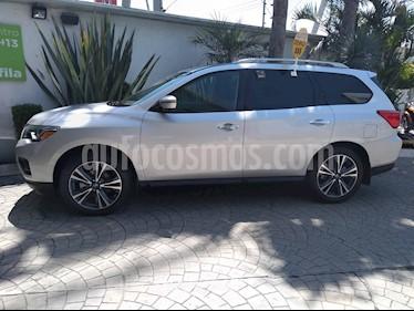 Foto venta Auto Seminuevo Nissan Pathfinder Exclusive (2018) color Plata Abedul precio $746,000