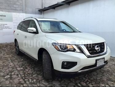 Foto venta Auto Seminuevo Nissan Pathfinder Exclusive (2018) color Blanco precio $70,000,000