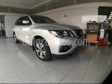 Foto venta Auto Seminuevo Nissan Pathfinder PATHFINDER ADVANCE (2017) color Plata precio $555,000