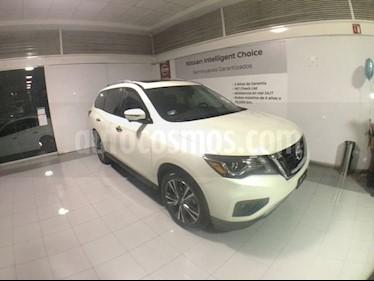 Foto venta Auto Seminuevo Nissan Pathfinder PATHFINDER EXCLUSIVE (2018) color Blanco precio $68,000,000