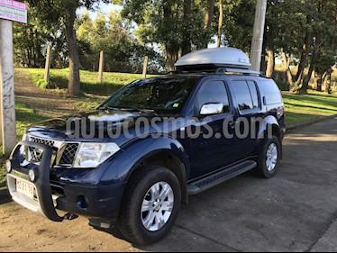 Foto venta Auto Usado Nissan Pathfinder SE 2.5L Diesel (2007) color Azul Metalizado precio $7.700.000