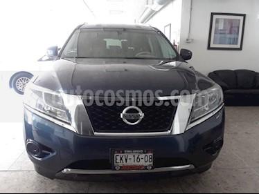 Foto venta Auto Seminuevo Nissan Pathfinder Sense (2013) color Azul precio $250,000