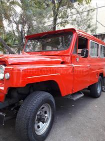 Foto venta carro Usado Nissan Patrol Larga GRX L6 4.2i 12V (2001) color Rojo precio u$s1.680