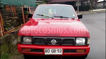 Foto venta Auto Usado Nissan Pick-up D-21 4X2 Cab Doble 2.4 Full  (2008) color Rojo precio $4.800.000