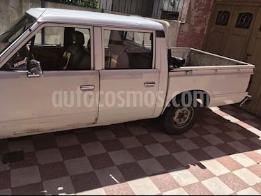 Foto venta Auto usado Nissan Pick Up DC AX 4x4 2.7 D (1992) color Blanco precio $80.000