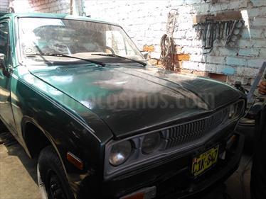 Foto venta Auto usado Nissan Pickup A-A L4,2.4i,8v S 2 3 (1983) color Verde precio u$s3,700